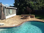 after pool hardscape 4